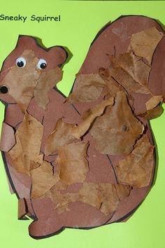 Leaf Squirrels