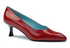 Thierry Rabotin Romane C443 Couture - Red Shine   Hanigs Footwear - Hanig's Footwear