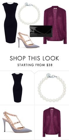 dinner time by ve-safarova on Polyvore featuring Oasis, Valentino, L.K.Bennett and Tiffany & Co.