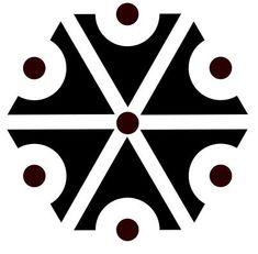 Znak za Boga Peruna Kod Starih Slovena
