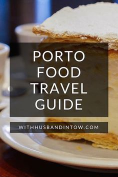 Check out our Porto Travel Guide, our list of where and what to eat in Porto.
