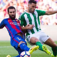 Arda #Turan #Barcellona contro Bruno #Gonzalez #Betis