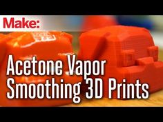 A new method for smoothing out 3D prints (in ABS)