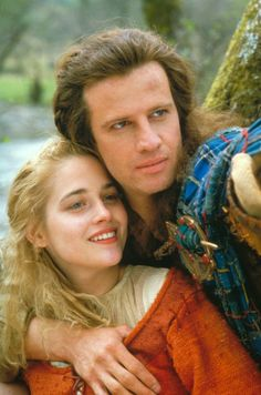 Highlander- Connor and Heather