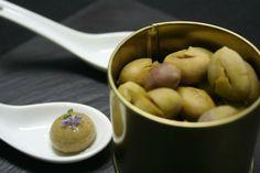 Aceitunas esféricas, creación exclusiva en la cocina de Yeguada Lagloria