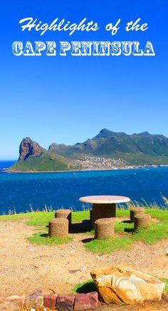Home of some of the most amazing scenery in the Cape region. This post covers the Photo Highlights of the Cape Peninsula region of South Africa Travel Guides, Travel Tips, Cheap Accommodation, Cape Town, Continents, Amazing Places, South Africa, Travel Destinations, Highlights