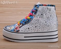 platform converse Converse Chuck Taylor High, Converse High, High Top Sneakers, Shoes Sneakers, Platform Converse, Platform Shoes, Chuck Taylors High Top, Designer Shoes, High Tops