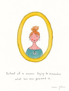 Marc Johns creates this, which echoes me just this morning.