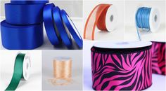 Premium Fabric Satin Ribbons at Wholesaleribbons.us If you require some decorative items in satin fabrics or ribbons for your art and crafting and creative innovations, then browse our website and buy online at low prices.