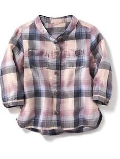 Plaid Shirt for Baby | Old Navy