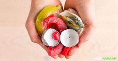 Wohin mit Wachs- und Kerzenresten? Mit diesen Tipps und Bastelideen kannst du sie sinnvoll nutzen, statt sie in die Mülltonne zu werfen.