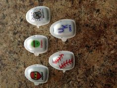 Omnipod decorating fun. Kyzer is loving this project!