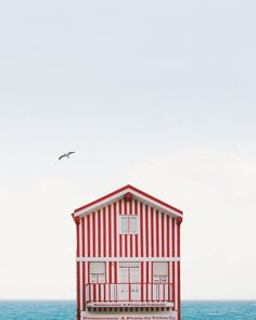 Red & white stripes, a summer classic | Image via Sejkko