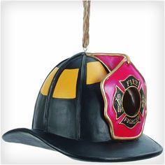 Fire Hat Birdhouse