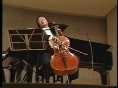 Cello Sonata No.3 in A Major , op.69 (L.V.Beethoven) Cello:Yo-Yo Ma Piano:Emanuel Ax 1985.11.28 Tokyo.Japan ベートーベン:チェロソナタ第3番 イ長調 op.69 チェロ : ヨーヨー・マ ピアノ : エマニ...