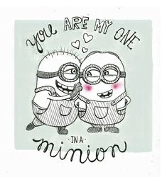 top Funniest Minion quotes about #love & life 2015
