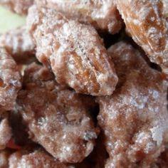 Sugar Glazed Almonds