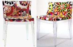 The Look for Less: Philippe Starck's Mademoiselle chair versus the Miss chair - latimes.com
