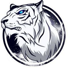 Blue eyed with Anger and hunger Logo Desing, Game Logo Design, Graffiti Designs, Logo Esport, Art Logo, Art Sketches, Art Drawings, Ninja Logo, Design Art