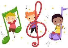 For the first time in my library's history, we ran our own summer reading program — Make Some Noise! What better opportunity to do a bi-weekly music and movement dance party? Preschool Music, Free Preschool, Teaching Music, Musik Live, Summer Reading Program, Music And Movement, Music Clips, Music For Kids, Music Lessons