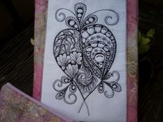 quilting zentangles - Google Search
