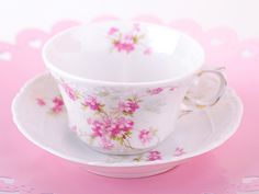 My pretty teacup