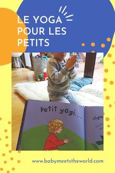 Le yoga pour les petits livres et supports pour vous aider Le Pilates, Baseball Cards, Yoga Books, Activity Books, Self Esteem