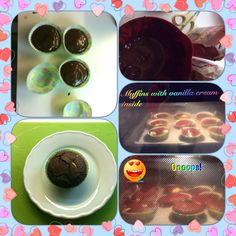 Muffins på en regndag