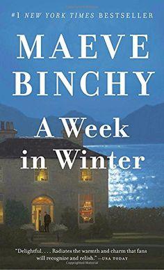 A Week in Winter by Maeve Binchy https://www.amazon.com/dp/1101973765/ref=cm_sw_r_pi_dp_x_Nz8FybR0BYH4V