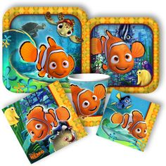 Finding Nemo Party Supplies Birthday Decorations Party City