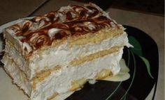 Tento úžasný koláč pripravíte bez pečenia raz dva a všetky ingrediencie má doma každá rodina - Báječná vareška Vanilla Cake