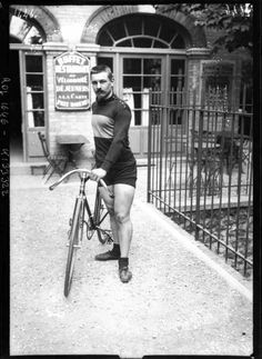 vintage cycling