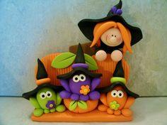 .preparando modelados para halloween!!!!