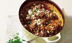 Mary Berry's super suppers: Greek Lamb Pilaf with Orzo