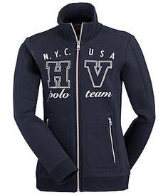 HV POLO Sweat coupe-vent  Birch - 652020-S-NV