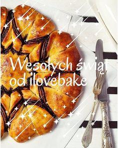 Rafaello na krakersach - I Love Bake Pretzel Bites, Cake Recipes, Cheesecake, Bread, Baking, Lace Trim, Heart, Food, Pattern