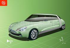 Citroen DS6 Concept