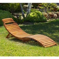 Merveilleux Set Of 2 Outdoor Patio Furniture Wooden Folding U0026 Portable Chaise Lounge  Chairs