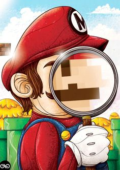 The Real Mario by Marco Pichardo