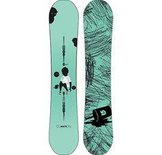 Deja Vu Snowboard - Burton Snowboards