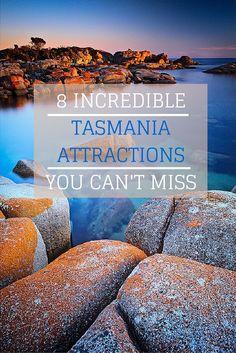 8 Incredible Tasmania Attractions {Big World Small Pockets}