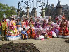 In 2011 zijn we met een hele grote groep gegaan naar de Elf fantasyfair in Haarzuilen