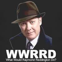 Resultado de imagem para raymond reddington