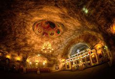 Sf. Varvara Church, Salina Targul Ocna, Bacău County, #Romania  ©image: Macinca Adrian