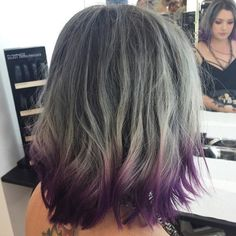 10 Fantastic Dip Dye Hair Ideas //  #Fantastic #Hair #Ideas