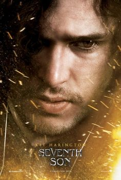 Kit Harington stars in the upcoming fantasy action-adventure film Seventh Son.  The new movie opens on January 17, 2014.