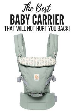 9 Best Best Baby Carrier Reviews Images On Pinterest Baby Carriers