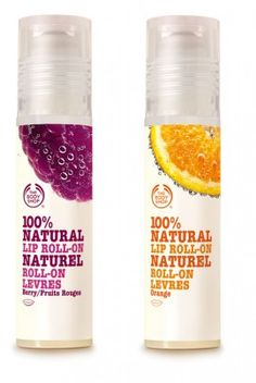 The Body Shop - 100 % Natural Lip Roll-On aus der GLOSSYBOX Spring Time Edition, 4,00€ / 10ml