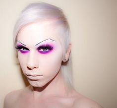 Makeup by Michael James. WATCH HIS TUTORIALS ON YOUTUBE!!! Xxmichaeljames, he's amazing!