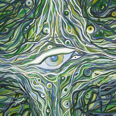 Senza titolo  Acrilico su tela (50x70)